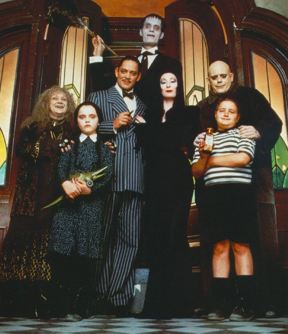 The Addams Family 1991 Chelsea Loves Movies