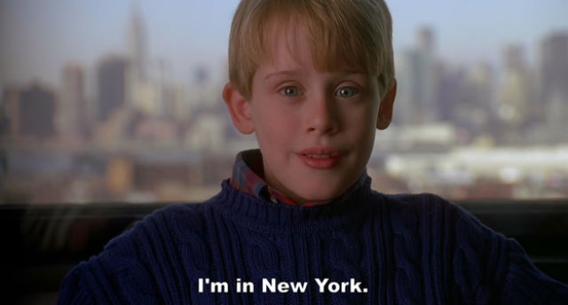 home alone lost in new york chelsea loves movies